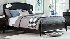 Broyhill Vibe Panel Bed, Queen