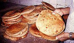 Also want to make this Lebanese bread...aka pita bread