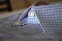 Didier Lucca bespoke shirt - Paris