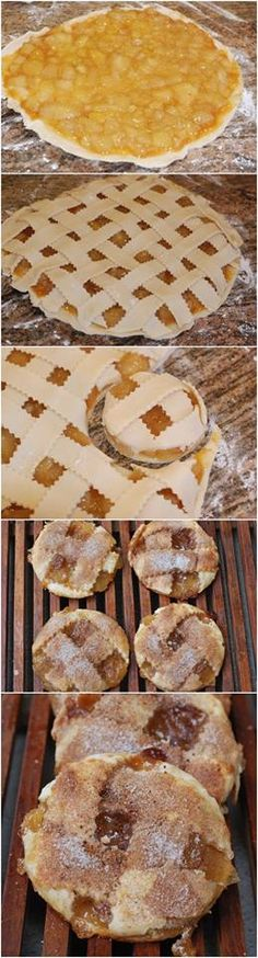 Mini Apple Pie Cookies Recipe