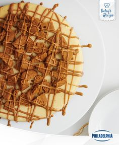 A crowd-pleasing twist on a traditional dessert recipe, our Cookie Butter Cheesecake will be an instant favourite at your next get-together.