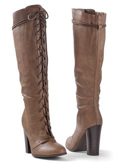 0a12eb5677ad 16 Top Tall lace up boots images