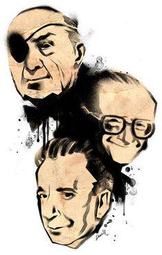 Tísner, Calders i Sales, els tres homenatjats en l'Any literari 2012 Portrait, Art, Art Background, Headshot Photography, Kunst, Portrait Paintings, Performing Arts, Drawings, Portraits