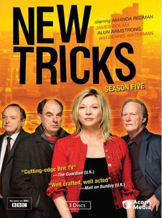 New Tricks is a great 'cold case' show that has great heart, BBC Mystery Show, Mystery Series, Tv Detectives, Bbc Tv, Television Program, Vintage Tv, Classic Tv, New Tricks, British