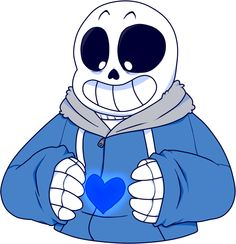 Sans + Heart by ApatheticBoy on DeviantArt