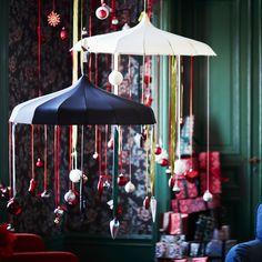 VINTER 2016 Decoratie ballen | IKEA IKEAnl Kerst Zwart Wit Goud Knutselen DIY Eten Hout Decoratie Recepten Diner brocante Scandinavisch Cadeautjes Tafelversiering Winter Koekjes Tafeldecoratie Creatief Interieur Versiering Christmas Sfeer Decoration Ideeen Boom Inspiratie Ideas Landelijk Verlichting Ster Ballen Kado Licht Tape Rood