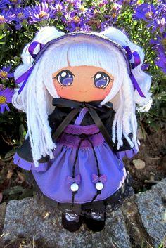 Purple Wa Lolita by annie-88.deviantart.com on @deviantART