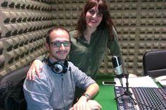 Con Antonio Ruiz, preparando la música de la intro de los JUEVESDECOACHING, cada canción siempre nos anuncia el tema del que vamos hablar.