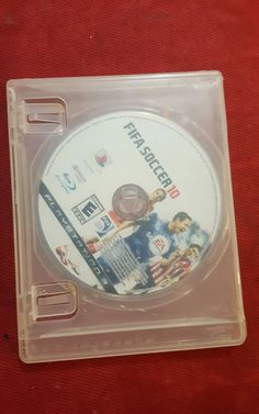 FIFA Soccer 10 GAME Sony PlayStation 3 PS PS3 GAME 2010 2K10