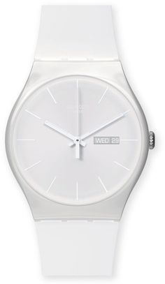 4e51fd03b95e There s something about an all-white watch that says I m a cool minimalist