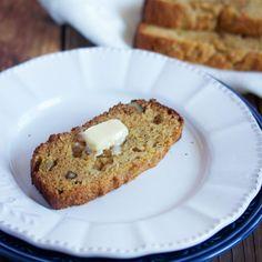 Carrot Cake Loaf http://www.prevention.com/eatclean/6-clean-eating-breakfast-cake-recipes/slide/3