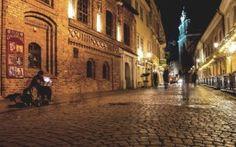 Pilies Street Vilnius Old Town