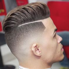 Top 15 Fade Haircuts Of 2015 http://www.menshairstyletrends.com/top-15-cool-mens-fade-haircuts/
