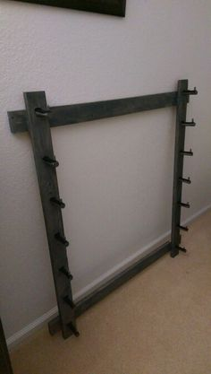 How To Build A Recurve Bow Rack Woodworking Projects Amp Plans