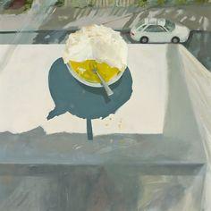 Pie and Car - Nancy McCarthy