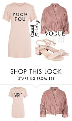 """Untitled #114"" by naa215 ❤ liked on Polyvore featuring Topshop"