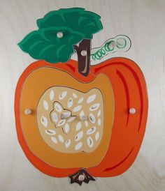 Pumpkin Puzzle - Beginning Montessori Materials