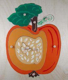 Pumpkin Puzzle - Beginning Montessori Materials