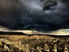 Cappadocia / Turkey  Dark