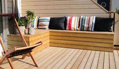 Outdoor Chairs, Outdoor Furniture Sets, Outdoor Decor, Terrace Design, Garden Structures, Modern Kitchen Design, Pergola, Lounge, Backyard