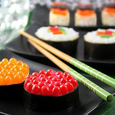 Tired of being the Fool on April 1st? Get your revenge... with those mock sushi!