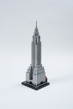 LEGO micro scale landmarks - Stunning work - A Lego a Day - #LEGO LEGO Lego