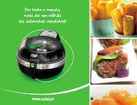 Receitas Actifry: Livro de Receitas Tefal Actifry Gourmand