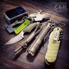 Not exactly sure where this fixed blade knife comes from. But it's an ideal size for Urban Carry. I'd love to know who makes it and if it can still be purchased.