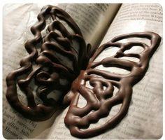 TO DIY OR NOT TO DIY: BORBOLETAS DE CHOCOLATE