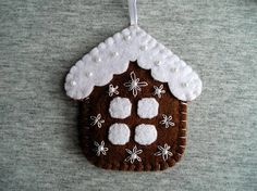 Christmas Ornament Felt Ornament Christmas Tree Decor