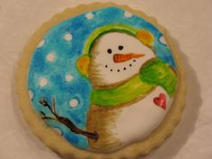 Snowman | Cookie Connection