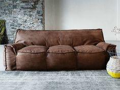 1700 JELLY Canapé en cuir by Vibieffe design Gianluigi Landoni