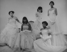 Debutantes b.vikki vintage: Life Magazine Photos from the 1950s & 1960s