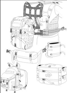 MOLLE System Overview - great for a crash course on ALICE's replacement