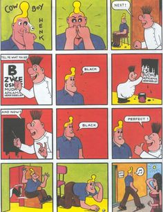 Cowboy Henk Adult Humor, Funny Comics, Comic Strips, Dumb And Dumber, Old Things, Random Things, Weird, Hilarious, Comic Books