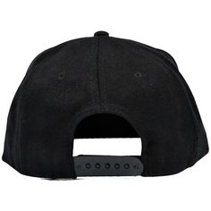 97d781a03cb BoohooMAN Plain Snapback ( 5) ❤ liked on Polyvore featuring accessories