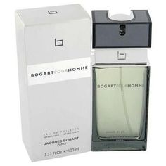 Bogart Pour Homme by Jacques Bogart Gift Set -- 3.4 oz Eau De Toilettte Spray + 3.3 oz After Shave Balm + 3.3 oz All Over Shampoo (Men) V728-533803