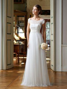 093c0ba7ce Jak poprzez suknię ślubną skorygować niechciane części ciała  - Mój Idealny  Ślub - Unikatowy Portal