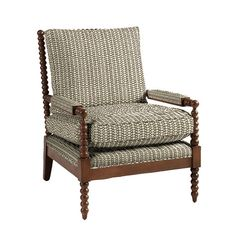 Our Shiloh Spool Chair offers deep seat comfort framed with rich vintage texture. Hardwood frame features thick poly-foam seat and back for give and support. Mushroom Chair, Spool Chair, Outdoor Chairs, Outdoor Furniture, Ottoman Bench, Shiloh, Engineered Hardwood, Ballard Designs, Polyurethane Foam