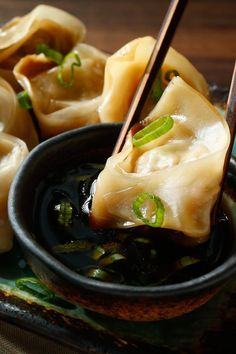 NYT Cooking: What can make pot-stickers a minimalist dish? One approach is called takeout and is already quite common. The alternative is using the wrappers now sold in just about every supermarket. Start with those, and a filling of ground pork (beef, chicken, turkey and lamb also work), cabbage, scallions, ginger and garlic. For a vegetarian pot-sticker, cabbage can dominate, complemented%...