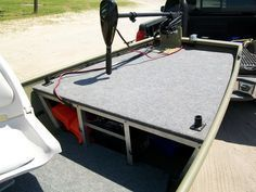 back4more's jon boat project - Georgia Outdoor News Forum Definitely doing this.