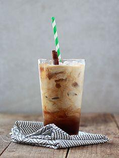 Cinnamon Dulce Iced Coffee