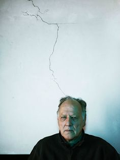 Werner Herzog | by Nadav Kander