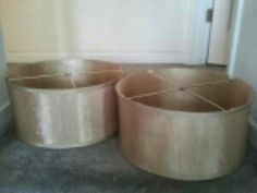 Champagne Circles Lampshades in Stone Mountain, GA (sells for $50)