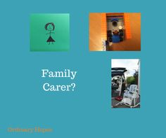 Family Carers.