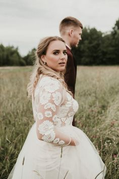 We love any practical bridal gown with pockets! | Image by Miks Sels Photography