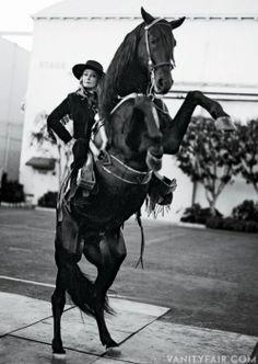 The 2013 Hollywood Portfolio | Vanity Fair // Bo Derek