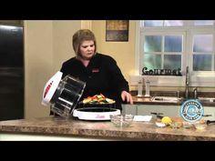 Preparing Grilled Potato Salad in the NuWave Oven