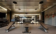 Boxing is on the rise. Or at least, stylish boxing gyms are. The latest of these to catch our design eye, The Burrow, has launched in Kuwait. Designed by local studio Lab100 and inspired by the stark nature of retro boxing gyms, it's the first commerci...