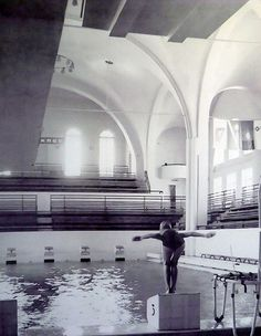 St. Petri: Schwimmbad by SebastianBerlin, via Flickr